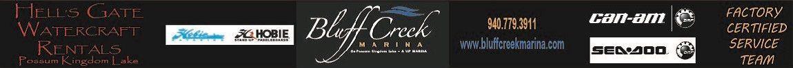 Bluff Creek Marina