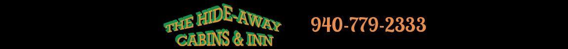 Hide Away Cabins and Inn