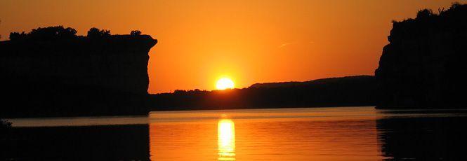 sunset 1005